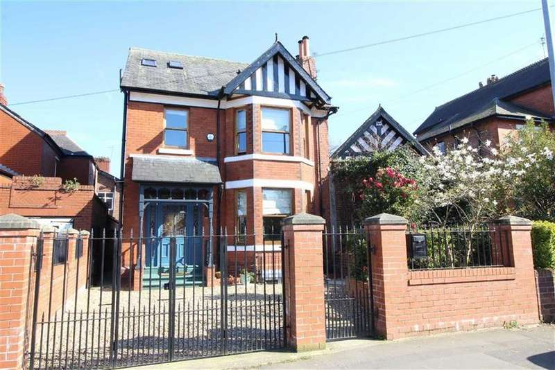 5 Bedrooms Detached House for sale in Oswald Road, Chorlton