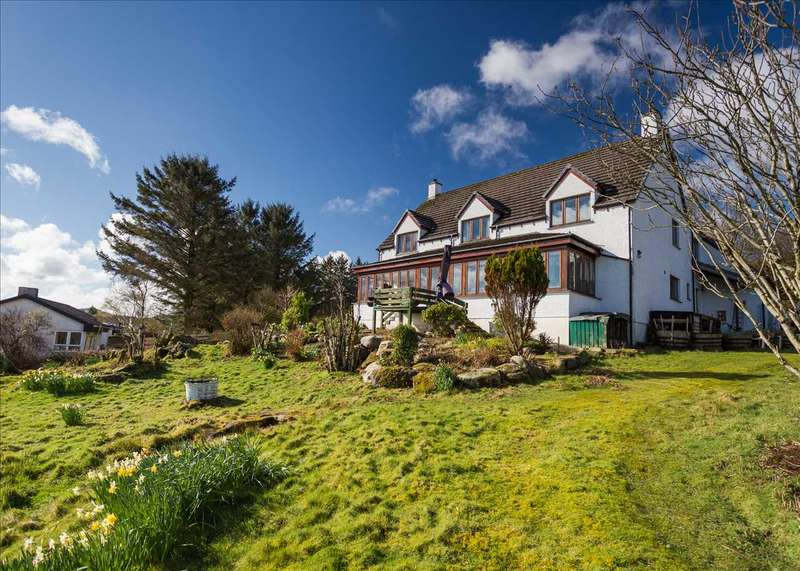 5 Bedrooms Detached House for sale in Tigh An Dorain, Isle of Jura, Craighouse