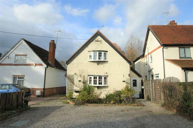 2 Bedrooms Detached House for sale in Barkham Road, Wokingham, Berkshire, RG41
