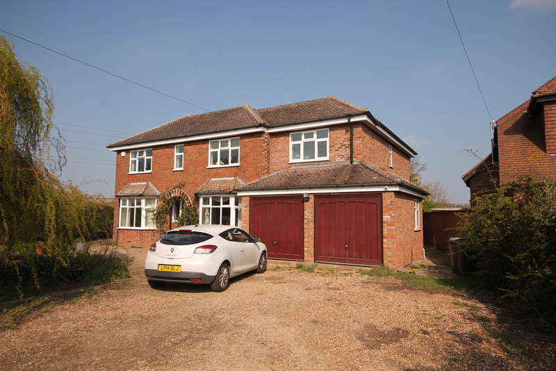 6 Bedrooms Detached House for sale in Upper Shelton Road, Upper Shelton, Bedford, MK43