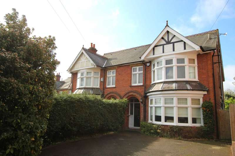 4 Bedrooms Semi Detached House for sale in Priest Hill, Caversham Heights, Reading