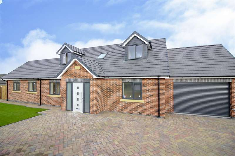 4 Bedrooms Chalet House for sale in Rose Avenue, Ilkeston