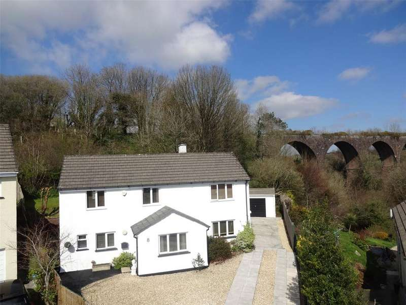 3 Bedrooms Detached House for sale in Coles Mill Close, Holsworthy