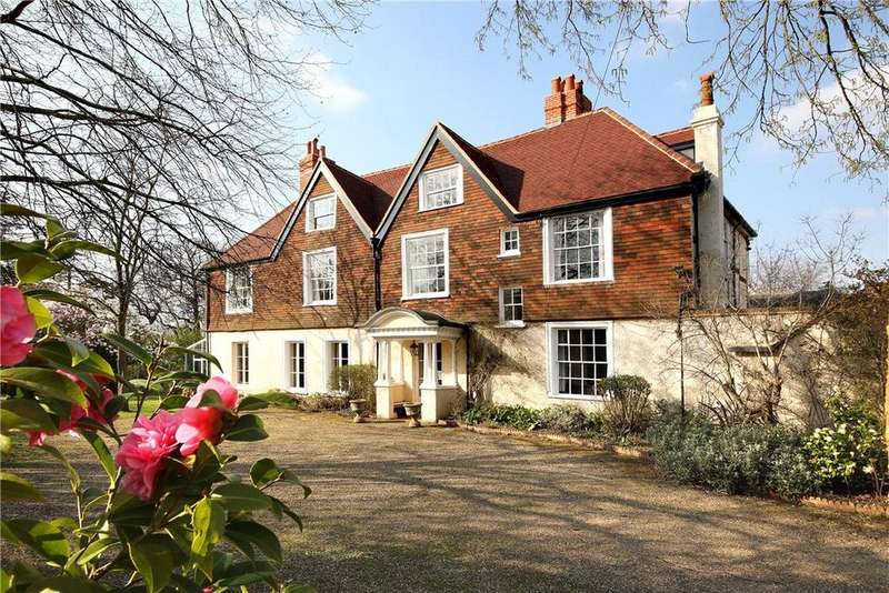 7 Bedrooms Detached House for sale in Church Road, Winkfield, Windsor, Berkshire, SL4