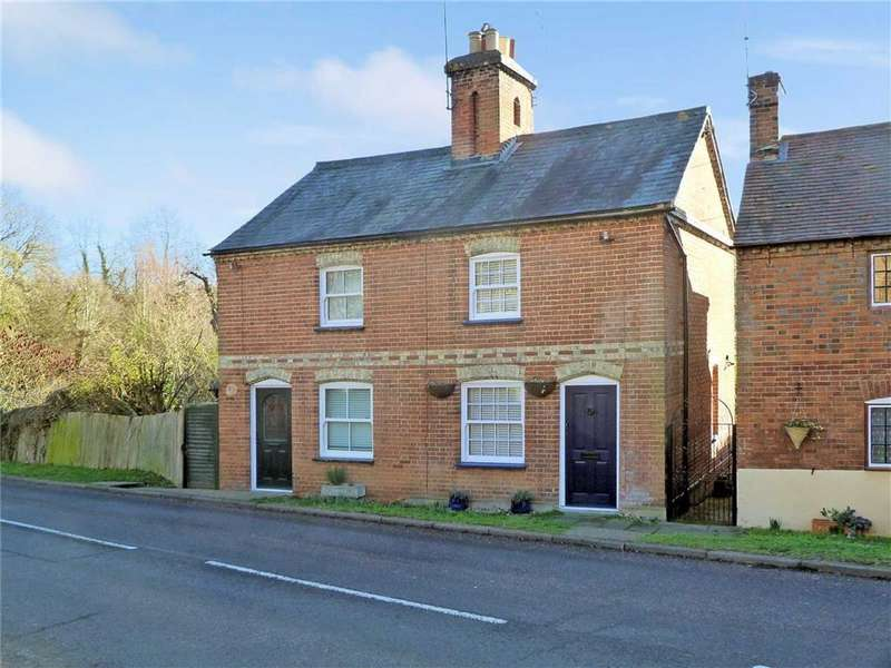 2 Bedrooms Semi Detached House for sale in Lemsford Village, Lemsford, Welwyn Garden City