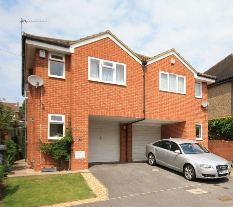 3 Bedrooms Semi Detached House for sale in Clare Road, Maidenhead
