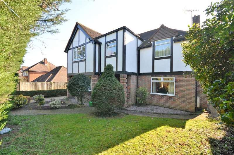 4 Bedrooms Detached House for sale in Cockney Hill, Tilehurst, Reading, Berkshire, RG30