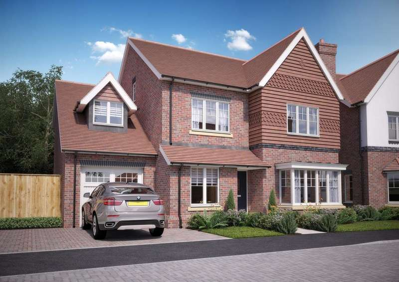 5 Bedrooms Detached House for sale in The Street, Mortimer, Reading, RG7