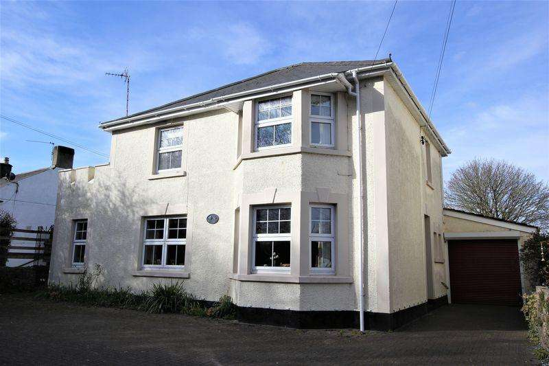 4 Bedrooms Detached House for sale in High Street, Llantwit Major