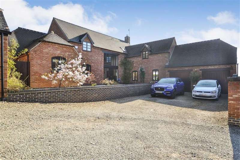 5 Bedrooms Barn Conversion Character Property for sale in Twycross