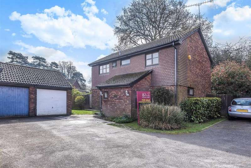 4 Bedrooms Detached House for sale in Quartz Close, Wokingham, Berkshire RG41 3TS