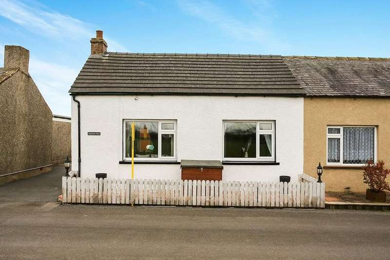 1 Bedroom Semi Detached Bungalow for sale in North Road, Lowthertown, Annan, DG12