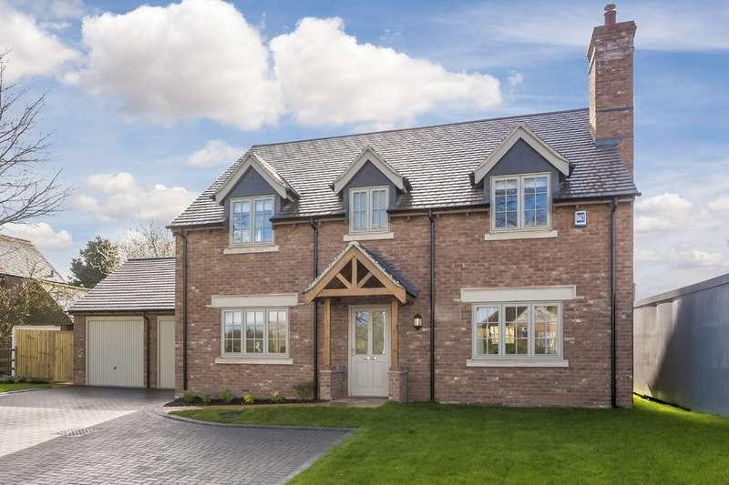 4 Bedrooms Detached House for sale in Plot 2 Salter's Oak, Spernal Lane