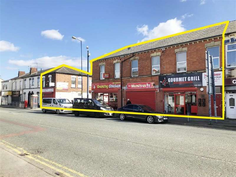 Commercial Property for sale in Stockport Road, Ashton-under-lyne