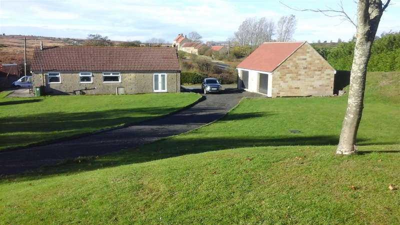 3 Bedrooms Detached Bungalow for sale in Clay Hall Farm, Easington, Saltburn-by-the-Sea,TS13 4TN