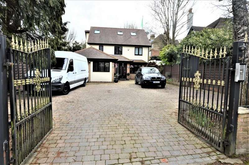 5 Bedrooms Detached House for sale in Development potential, Purley!