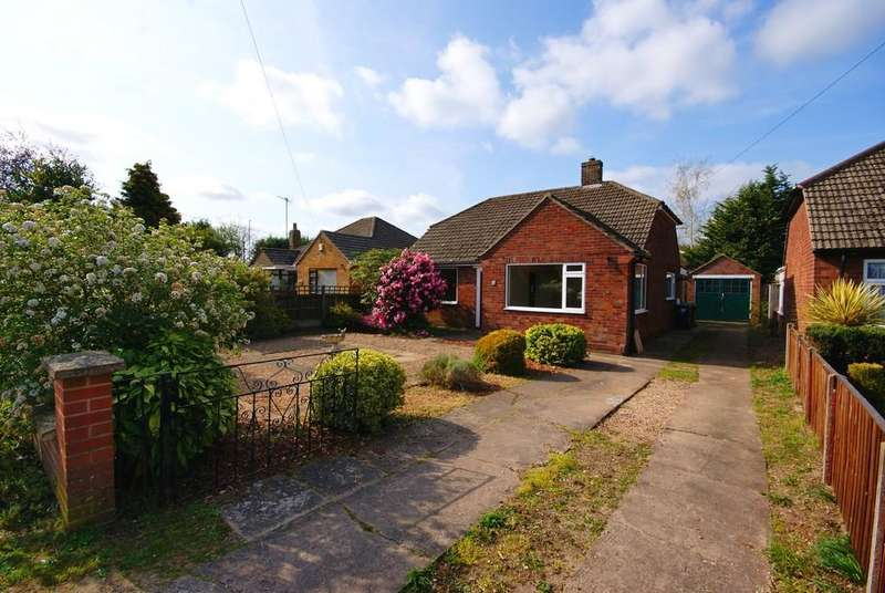 3 Bedrooms Detached Bungalow for sale in Macmillan Avenue, North Hykeham