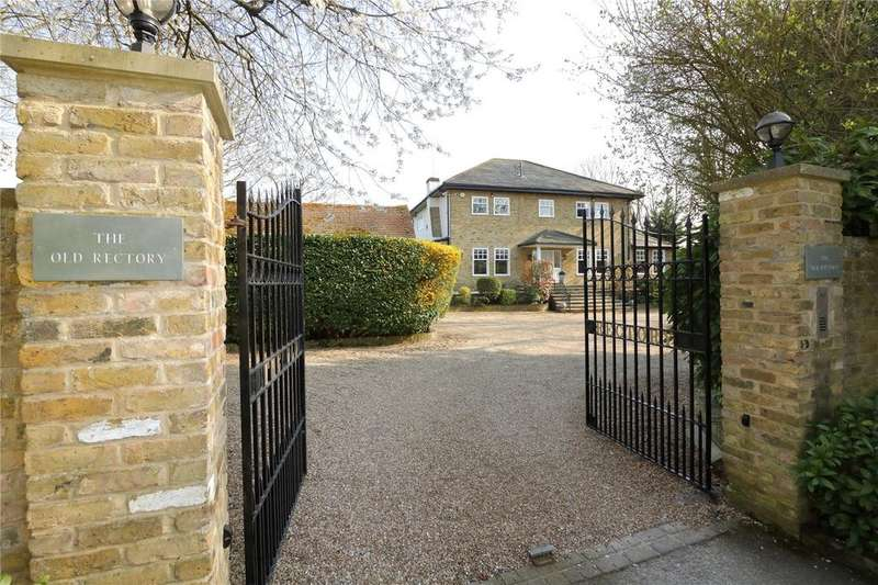 5 Bedrooms Unique Property for sale in Roman Road, Mountnessing, Brentwood, Essex, CM15