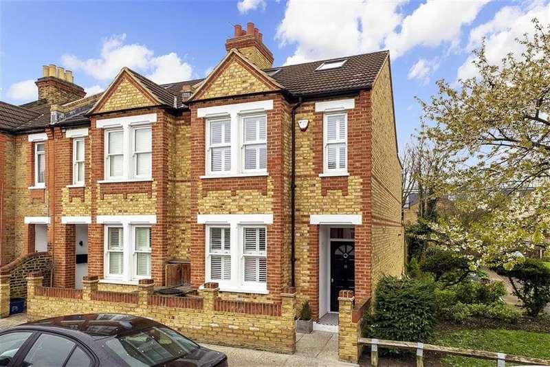 3 Bedrooms End Of Terrace House for sale in Field Lane, Teddington