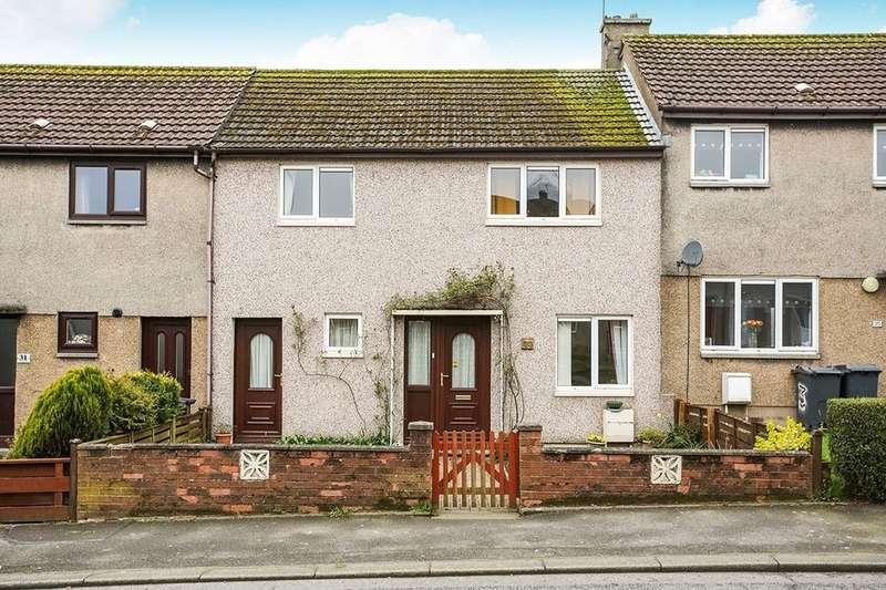 3 Bedrooms Property for sale in Auchencrieff Road, Locharbriggs, Dumfries, DG1