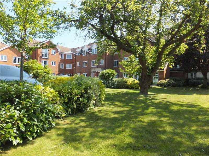 1 Bedroom Retirement Property for sale in Milward Court, Warwick Road, Reading