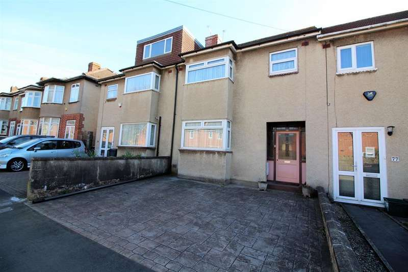 3 Bedrooms Terraced House for sale in College Road, Fishponds, Bristol, BS16 2HP