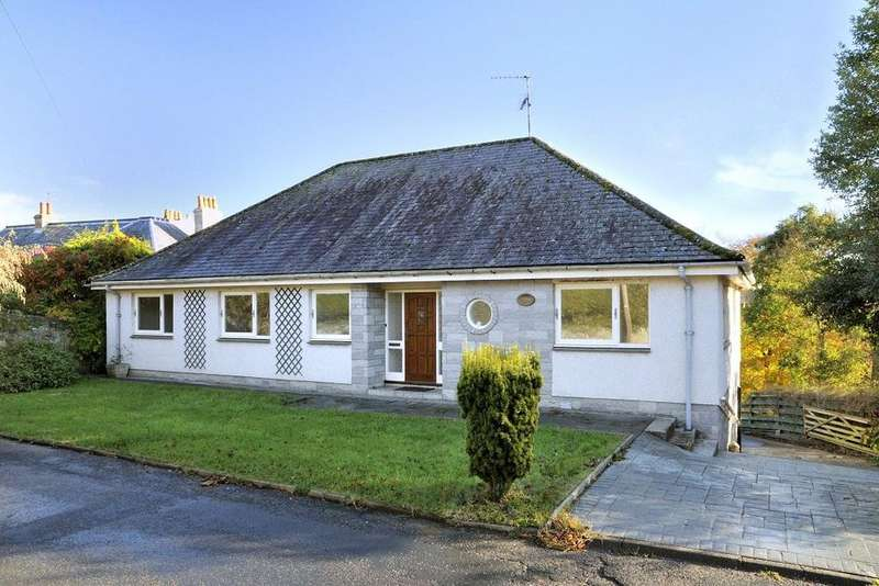 4 Bedrooms Bungalow for sale in Lennel, Coldstream, Scottish Borders, TD12
