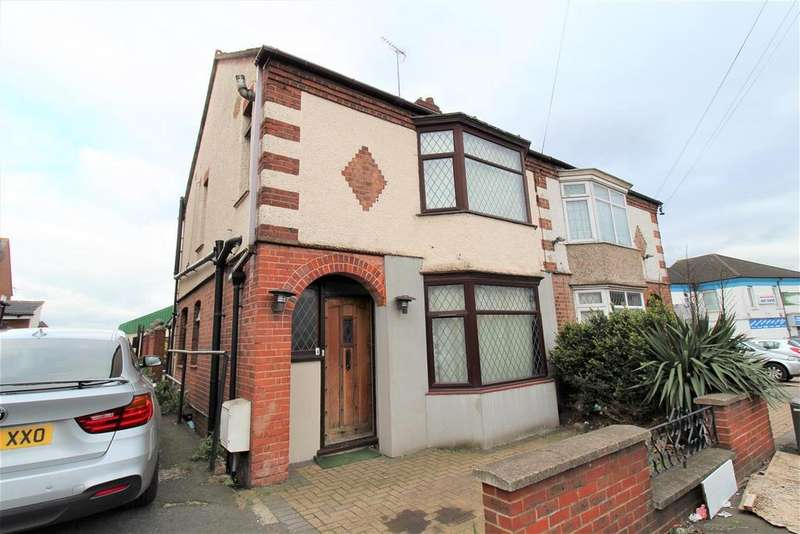 5 Bedrooms House for rent in Tudor Road, Luton
