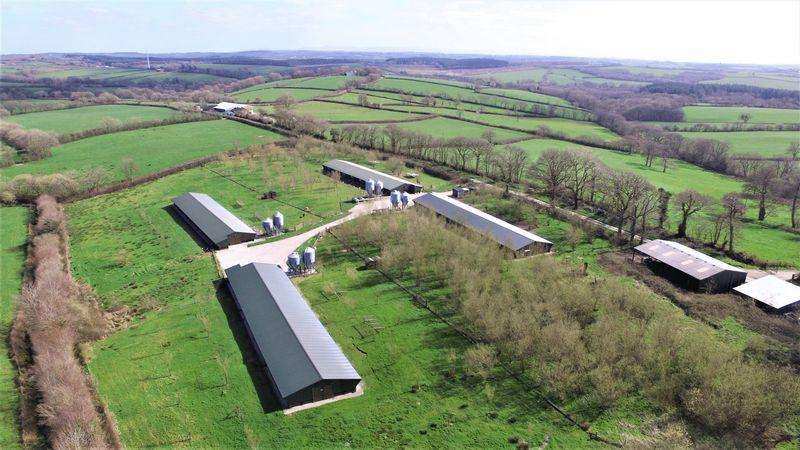 Land Commercial for sale in Pyworthy, Holsworthy