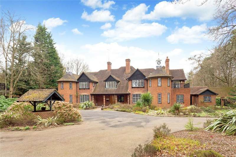 8 Bedrooms Unique Property for sale in Wellingtonia Avenue, Crowthorne, Berkshire, RG45