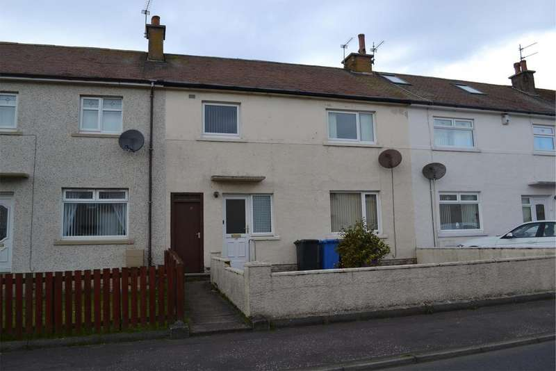 3 Bedrooms Terraced House for sale in 15 Central Avenue, ARDROSSAN, KA22 7DZ
