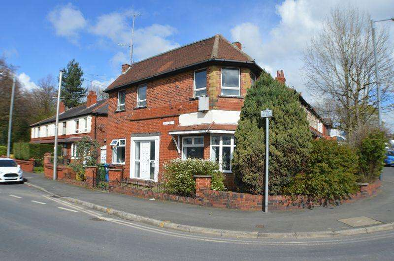 4 Bedrooms Detached House for sale in Park Road, Hyde