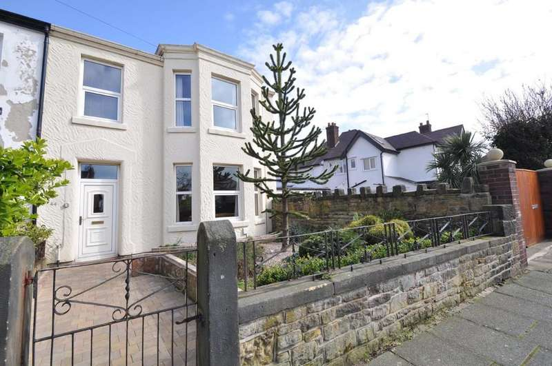 5 Bedrooms Semi Detached House for sale in Claremount Road, Wallasey