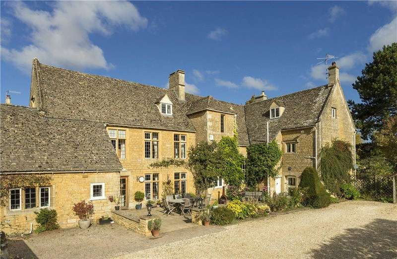 5 Bedrooms Detached House for sale in Clapton Row, Bourton-On-The-Water, Gloucestershire, GL54