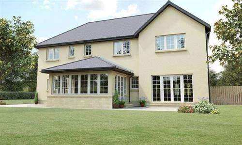 5 Bedrooms Detached House for sale in Plot 1 The Bruar, The Lime Kilns