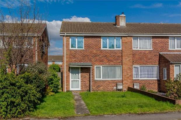 3 Bedrooms End Of Terrace House for sale in Falcon Drive, Patchway, Bristol, Gloucestershire