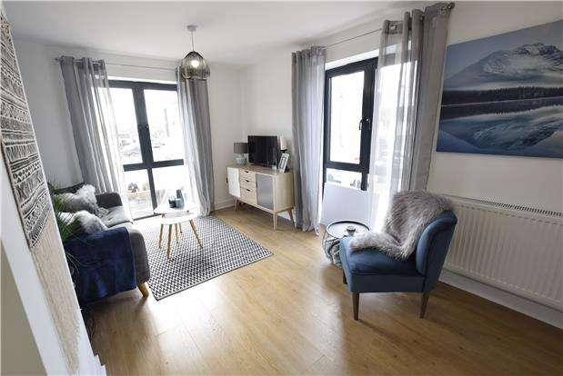 1 Bedroom Flat for sale in Danes Court, Danes Lane, Keynsham, BRISTOL, BS31 2BA