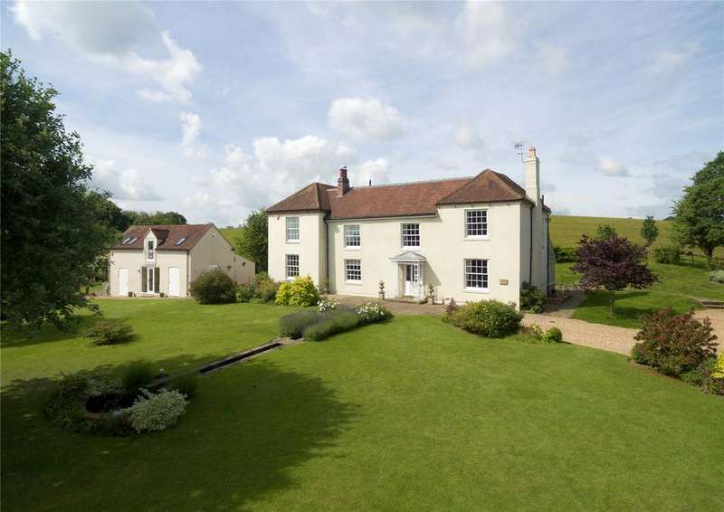 5 Bedrooms Detached House for sale in Callow End, Worcester, Worcestershire