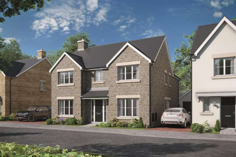 4 Bedrooms Detached House for sale in Wroughton, Poplar Lane, Wickwar, GL12 8NS