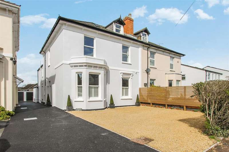 5 Bedrooms Semi Detached House for sale in Hales Road, Cheltenham