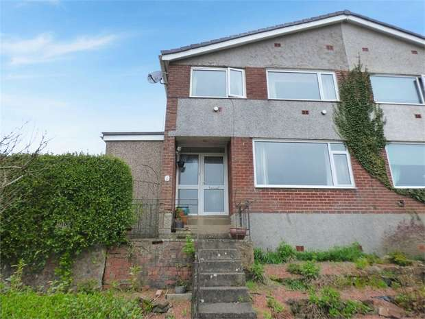 3 Bedrooms Semi Detached House for sale in Abbey Vale, St Bees, Cumbria
