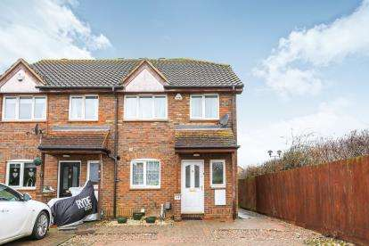 3 Bedrooms End Of Terrace House for sale in Pipit Grove, Sandy, Bedfordshire, .
