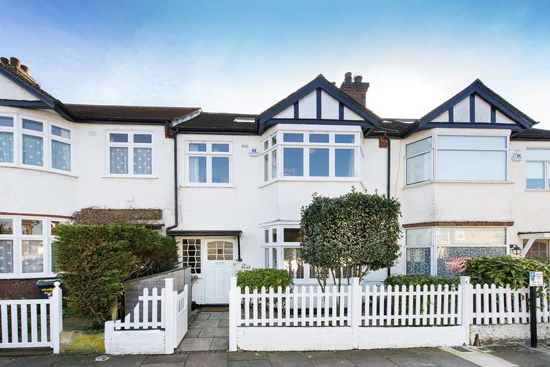 4 Bedrooms House for sale in Annington Road, East Finchley, London, N2