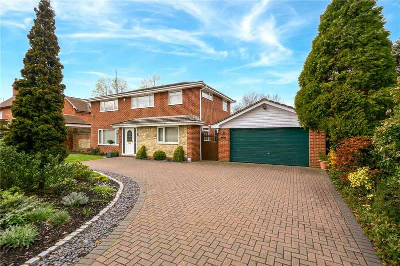 4 Bedrooms Detached House for sale in Robin Hood Lane, Winnersh, Wokingham, Berkshire, RG41