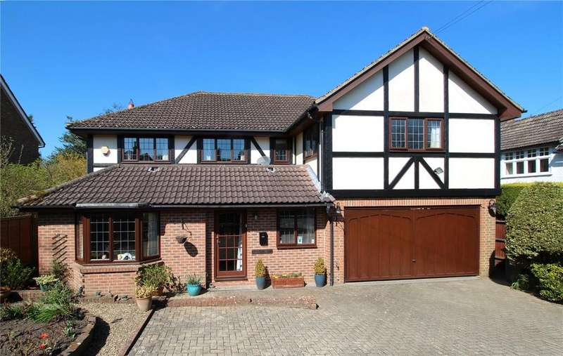 5 Bedrooms Detached House for sale in Chapel Lane, Forest Row, East Sussex
