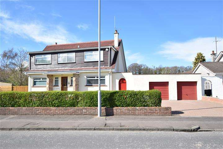 4 Bedrooms Detached Villa House for sale in 41 The Loaning, Alloway, KA7 4QL