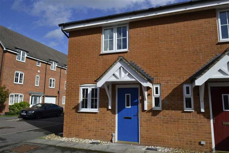2 Bedrooms Semi Detached House for sale in Battalion Way, Thatcham, Berkshire, RG19