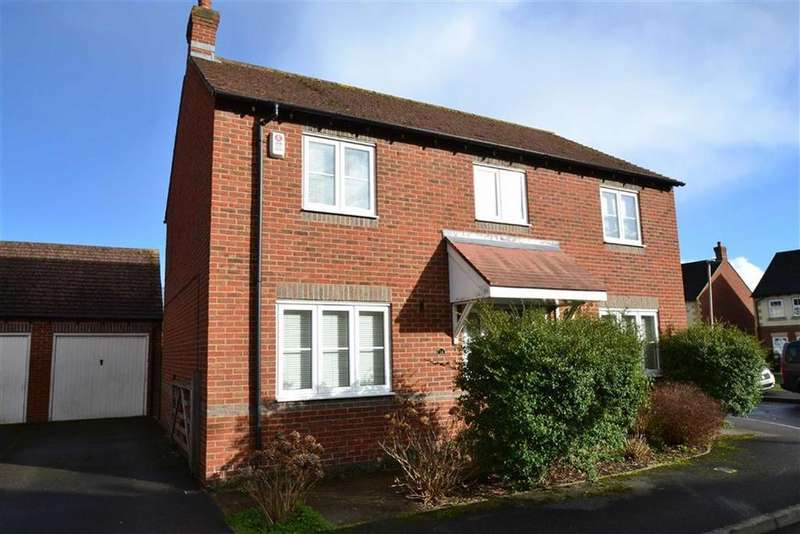 4 Bedrooms Detached House for sale in Deadmans Lane, Greenham, Berkshire, RG19