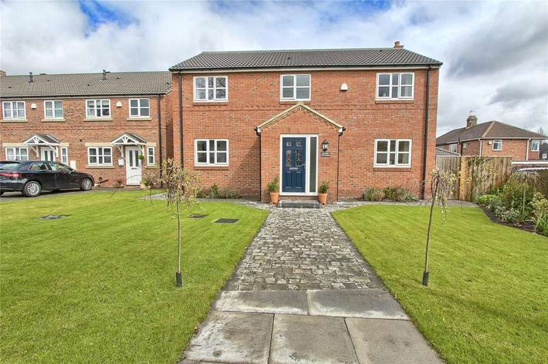 4 Bedrooms Detached House for sale in Manor Place, Stockton-on-Tees