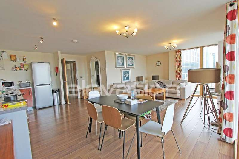 3 Bedrooms Apartment Flat for sale in Flat , Amethyst House, 602 South Fifth Street, MILTON KEYNES, MK9